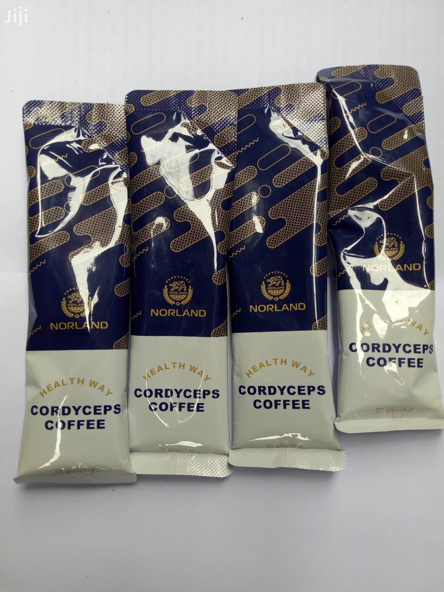 Cordycep Coffee For Erectile Dysfunction, Energy, Heart Health