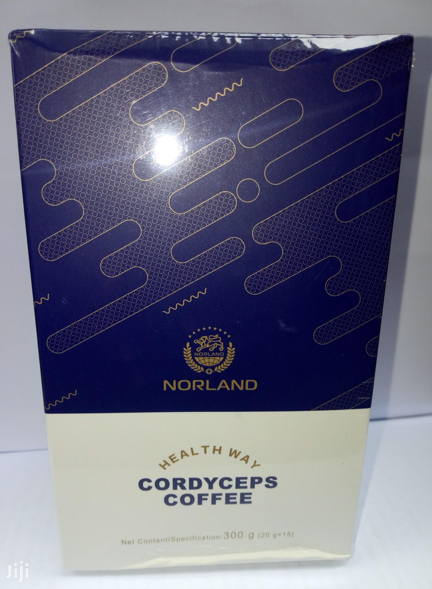 Cordycep Coffee For Erectile Dysfunction, Energy, Heart Health | Vitamins & Supplements for sale in Surulere, Lagos State, Nigeria