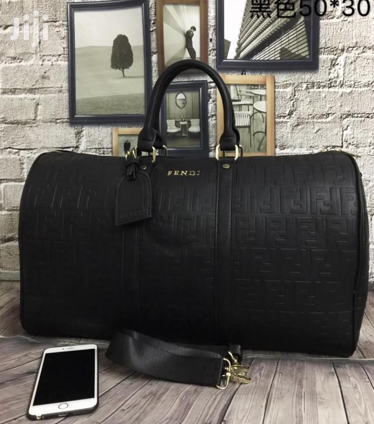 Burberry Travel Bag Now in Store at Mendylouis Online Shopping 🛒