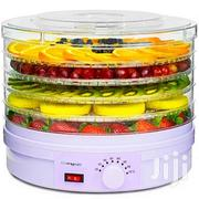 Delonghi Exquisite 5-tier Food Dehydrator Fruits & Veggies Dryer | Kitchen Appliances for sale in Lagos State, Ikeja