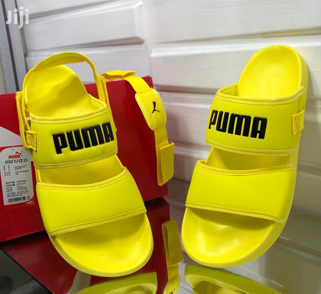 Archive: Original Puma Sandals