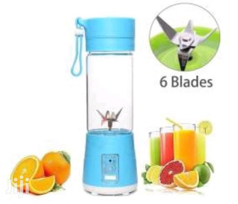 6 Blade Reachable Fruit Juicer