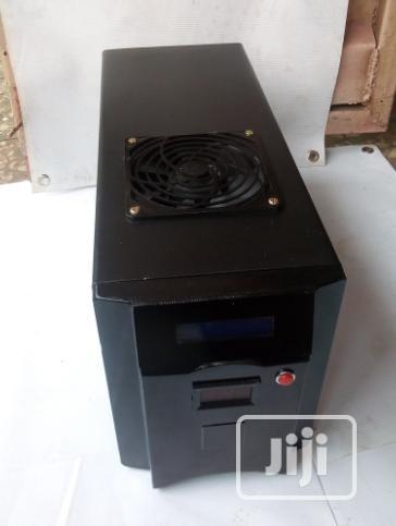 1.5KVA/12V Inverter, Pure Sine Wave And Remote Control Operation
