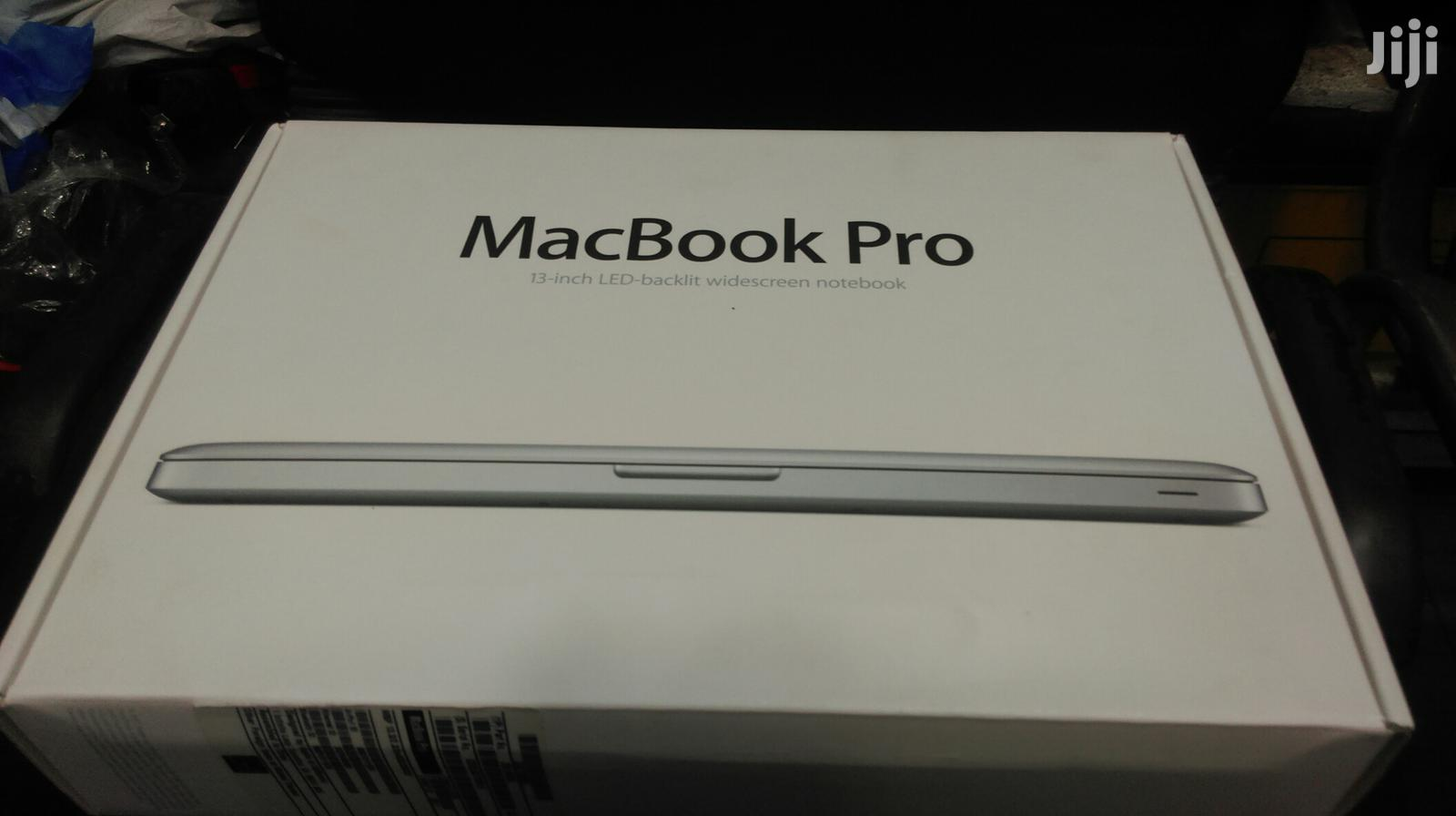 Laptop Apple MacBook Pro 4GB Intel Core I5 SSD 750GB | Laptops & Computers for sale in Ikeja, Lagos State, Nigeria