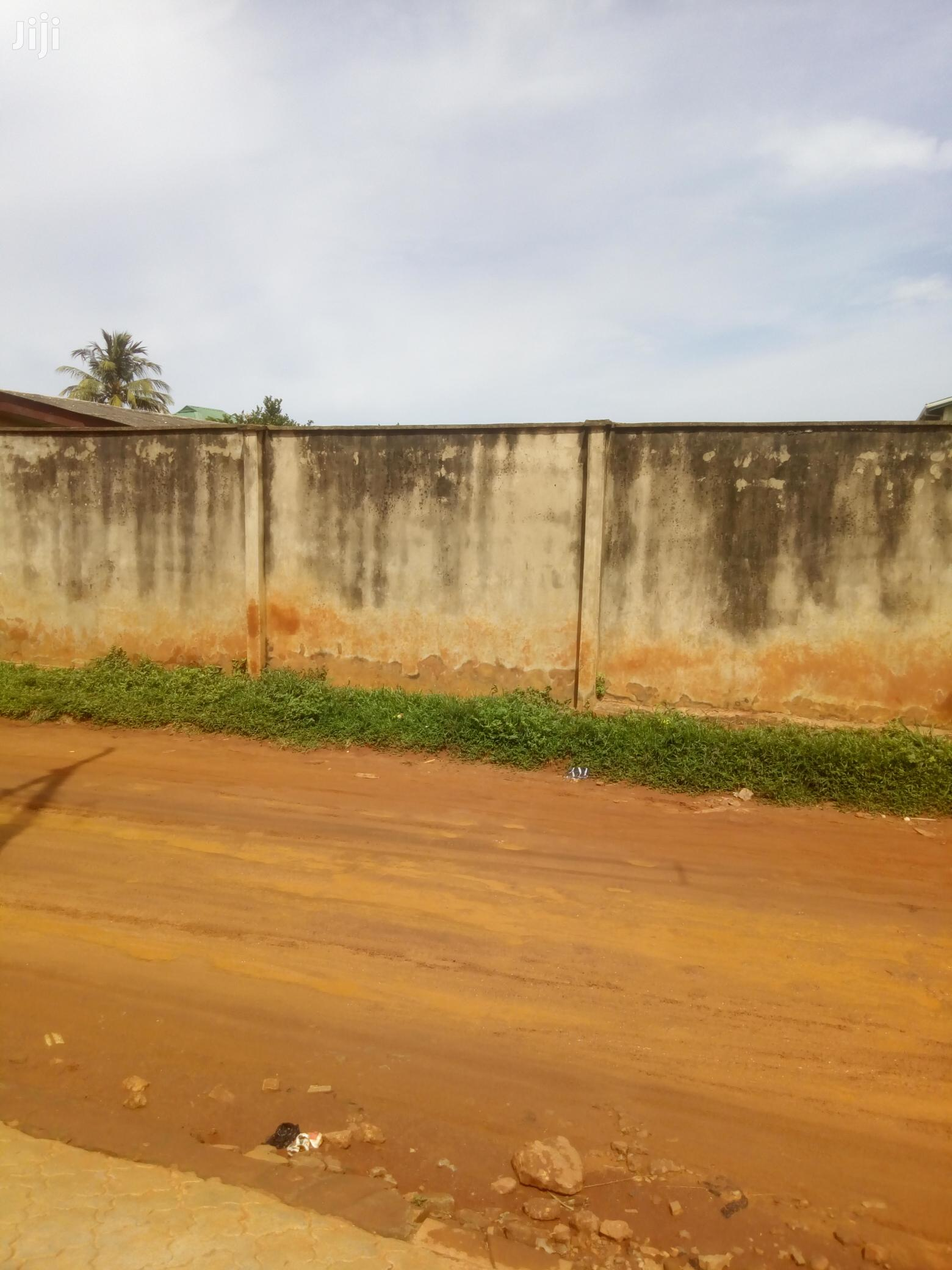 Fenced Plot Of Dry Land At Unique Estate Baruwa For Rent.