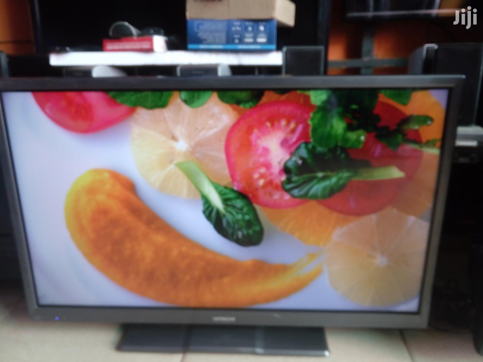 "Hitachi 32"" Led Tv. | TV & DVD Equipment for sale in Ibadan, Oyo State, Nigeria"