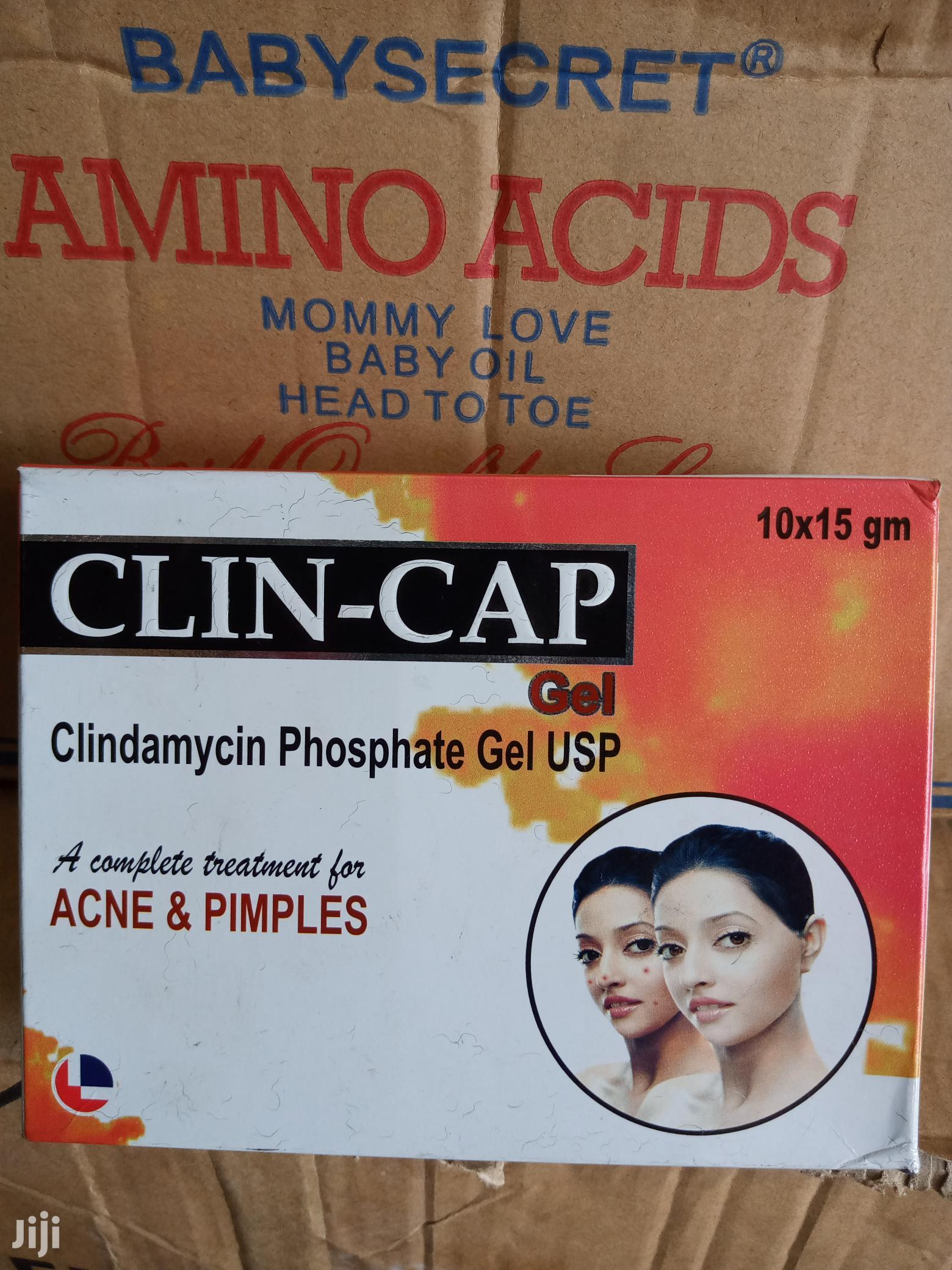 Clin Cap Pimples&Acne