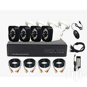 Flickas CCTV Camera KIT 4 Channels -With Online View Platform | Security & Surveillance for sale in Ekiti State, Ado Ekiti