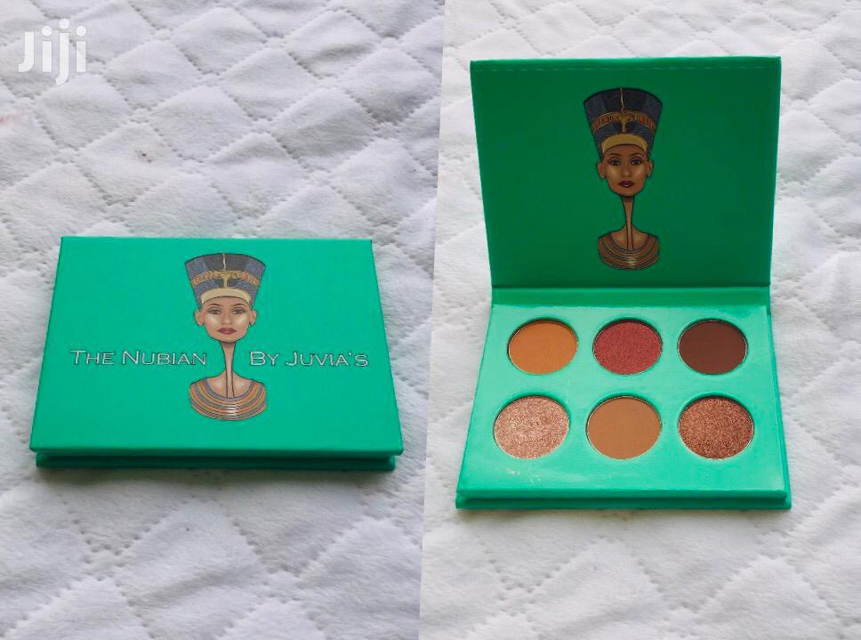 Archive: Juvias Place the Nubian Mini Eyeshadow