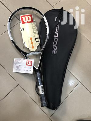 Professional Tennis Racket (Wilson)   Sports Equipment for sale in Rivers State, Port-Harcourt