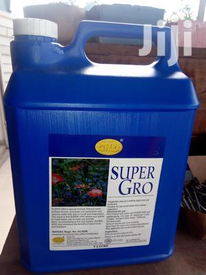 Super Gro Organic Liquid Fertilizer (Growth Booster) | Feeds, Supplements & Seeds for sale in Delta State, Warri