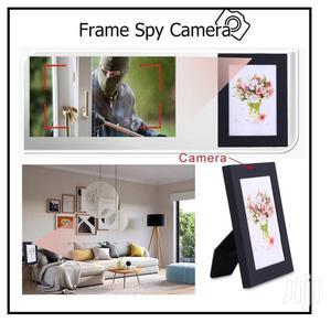 Mini Spy Camera Photo Frame Hidden Camera | Security & Surveillance for sale in Lagos State, Ikeja