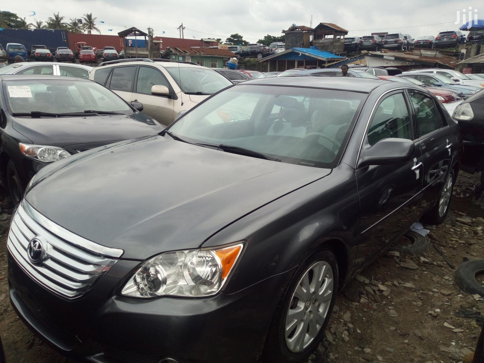 Toyota Avalon 2008 Gray