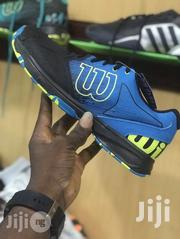 Wilson Tennis Canvas | Shoes for sale in Abuja (FCT) State, Gwagwalada