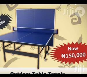 Outdoor Table Tennis Board (Water Resistant) | Sports Equipment for sale in Abuja (FCT) State, Wuse 2