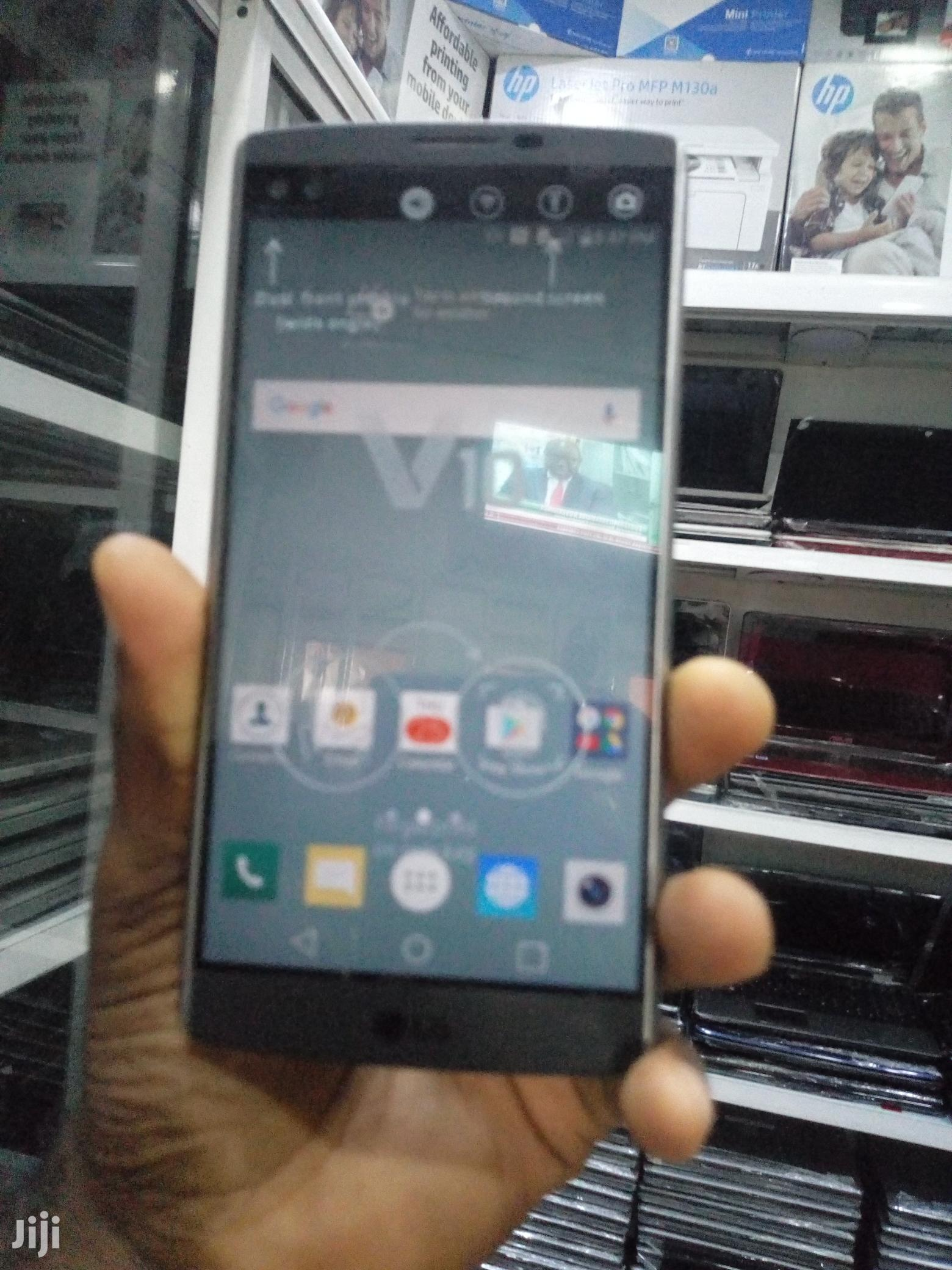 LG V10 64 GB Black   Mobile Phones for sale in Surulere, Lagos State, Nigeria