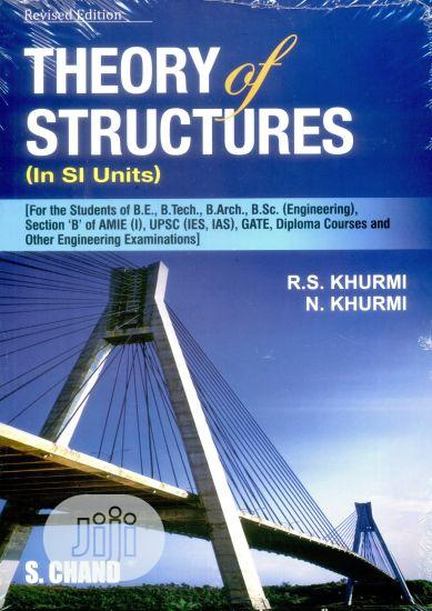 Theory Of Structures By R. S. Khurmi, N. Khurmi