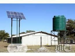 Solar Borehole System   Plumbing & Water Supply for sale in Delta State, Warri
