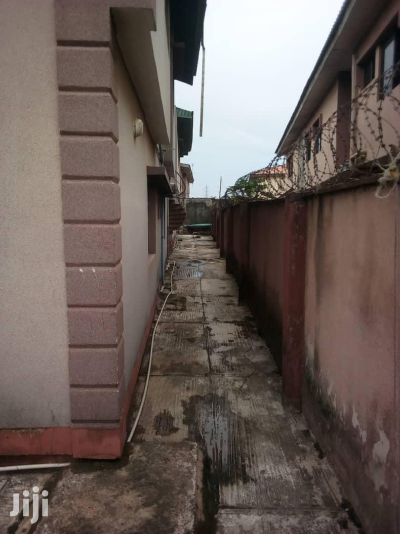 Standard 4 Flats of 3 Bedroom At Ipaja For Sale.