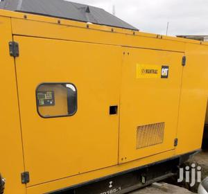 165KVA UK Used Mantrac Caterpillar Soundproof Generator For Sale | Electrical Equipment for sale in Lagos State