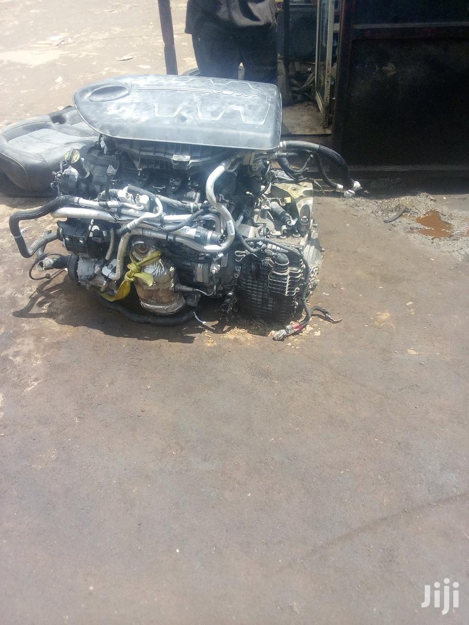 Dodge Challenger Engine 2014
