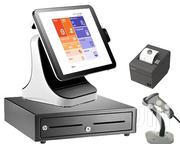 Complete Set Of POS System And Software(Brand New POS Touch Screen )   Store Equipment for sale in Lagos State, Ajah