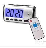 Mini Spy Camera Alarm Clock - DVR   Security & Surveillance for sale in Lagos State, Ikeja