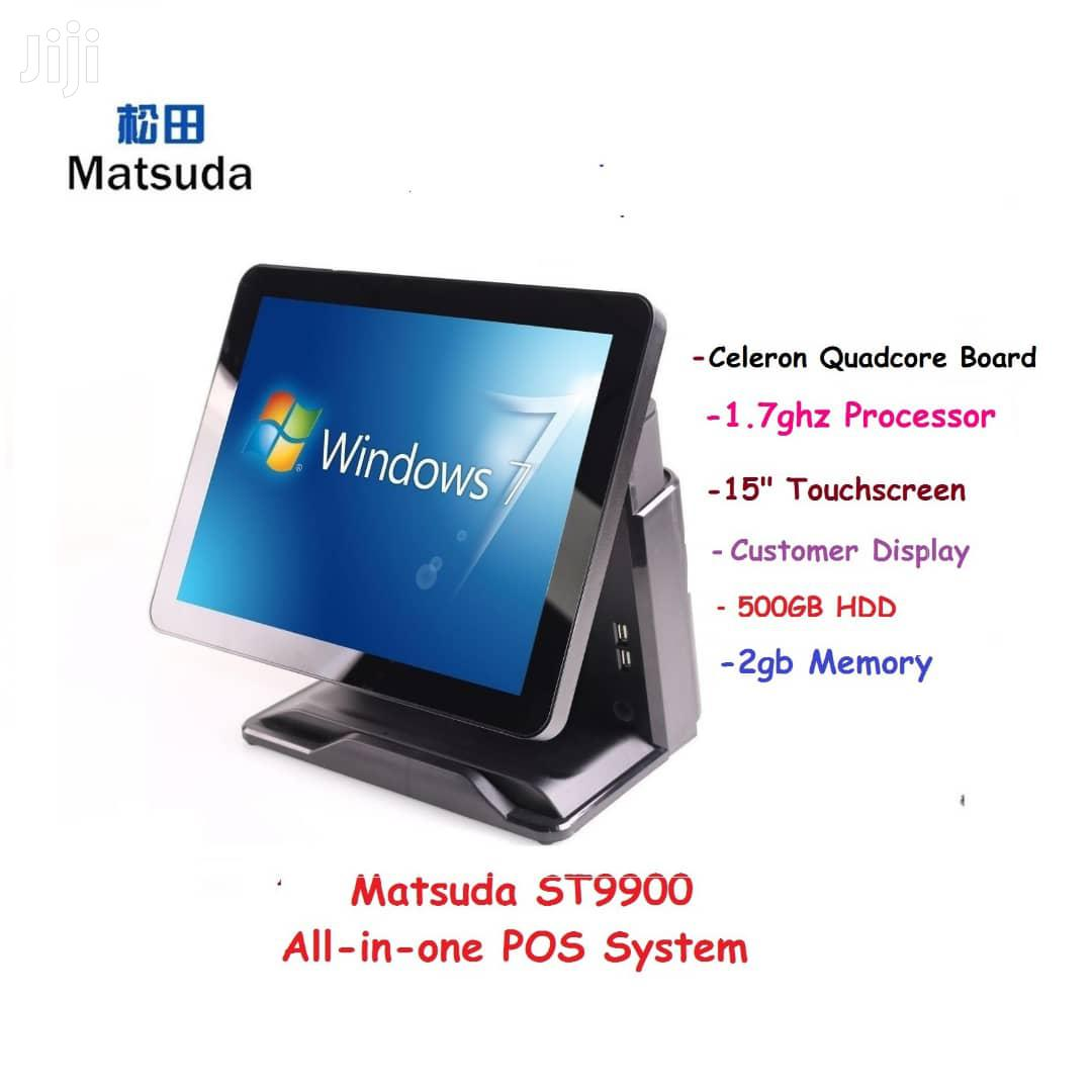 All-in-one POS System Matsuda9900
