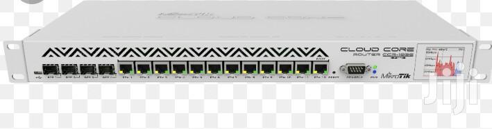 Mirokic Cloud Core Router (CCR1036-12G-4S-EM)