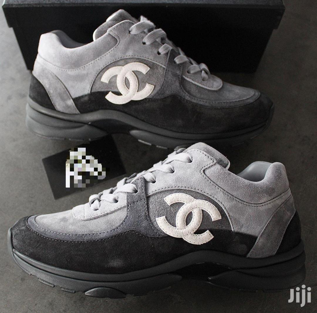 Archive: Chanel CC Logo Runner Sneakers