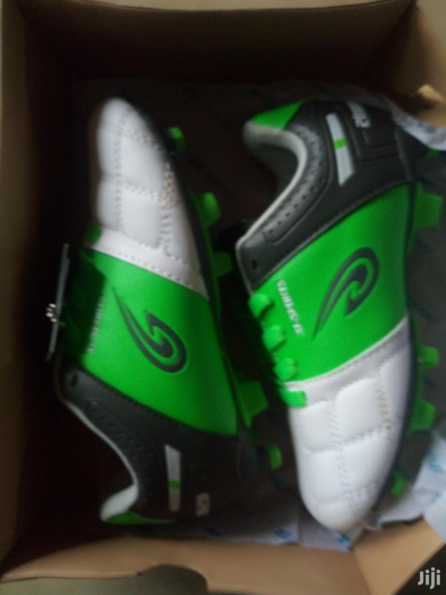 Kids Soccer Boots Is Available Size 31 To 38 Size | Children's Shoes for sale in Surulere, Lagos State, Nigeria