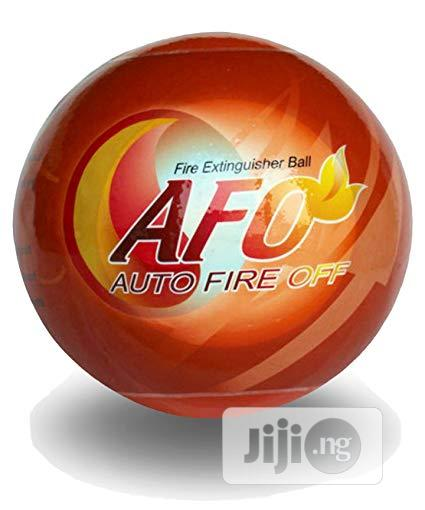 Affordable AFO Fire Extinguisher Ball At Low Cost