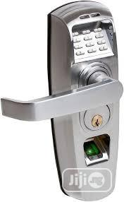 Finger Print Keypad Lock