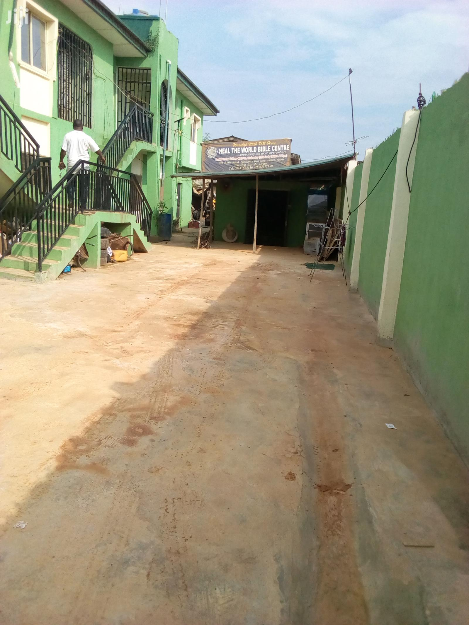 Archive: A Big Hall To Lease For Church Along Ishawo Rd
