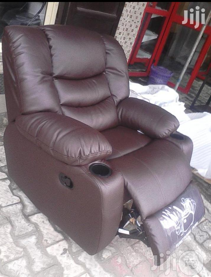 Imported Reclining Sofa Chair