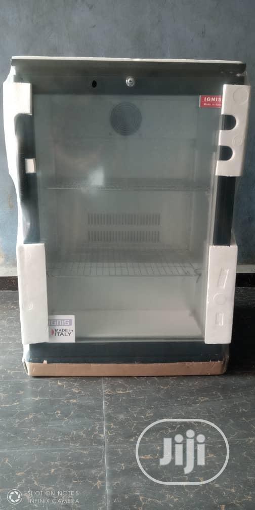 Display Chiller / Under Counter Built In Beverage Cooler