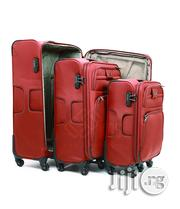 Leavesking Set Luggage, Red   Bags for sale in Lagos State, Lagos Island