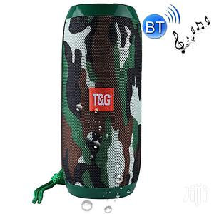 T&G Portable Wireless Bluetooth V4.2 Stereo Speaker,Built-in Mic | Audio & Music Equipment for sale in Lagos State
