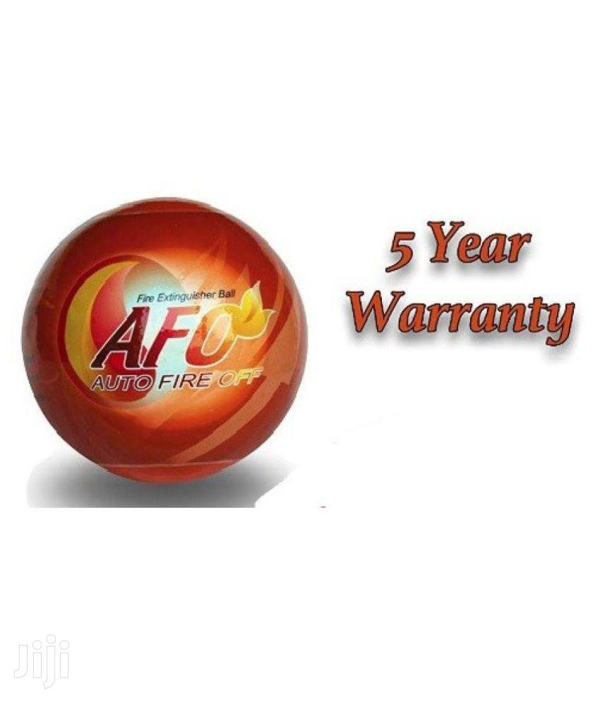 Quality AFO Fire Extinguisher Ball