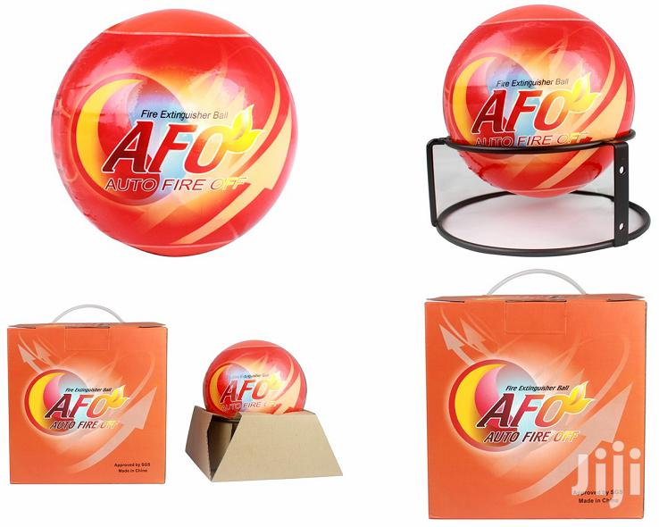 Quality AFO Fire Extinguisher Ball At Sales On A Very Low Cost To Bulk