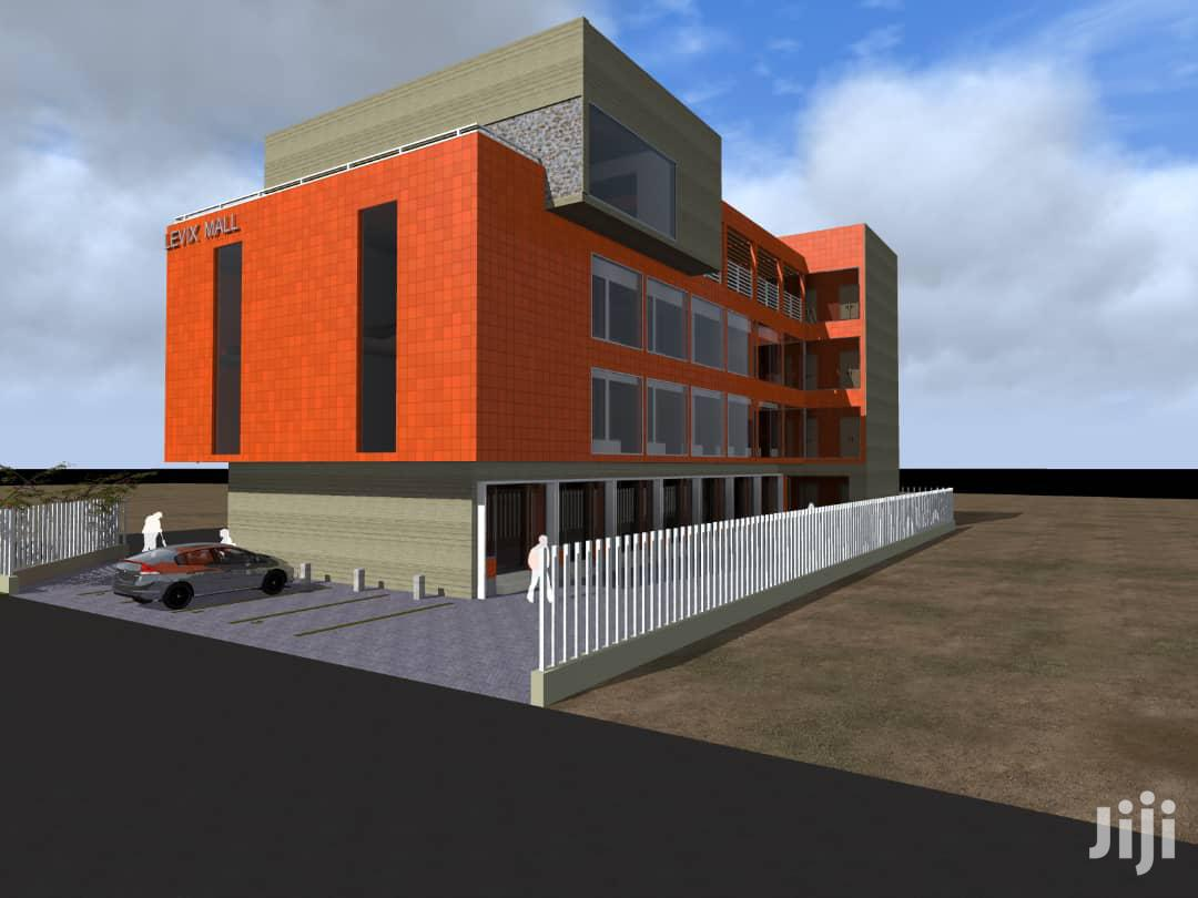 Archive: An Office Space to Sale/Lease at Lekki in a Modern Shopping Mall