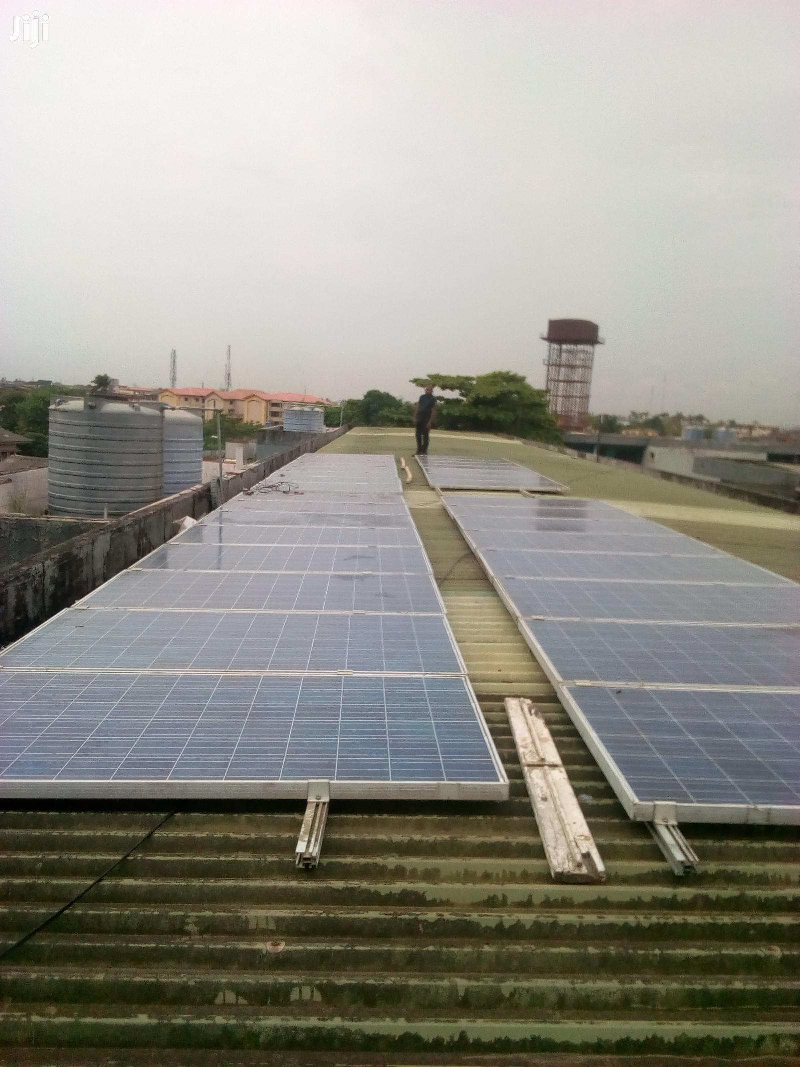 Solar Installation | Repair Services for sale in Alimosho, Lagos State, Nigeria