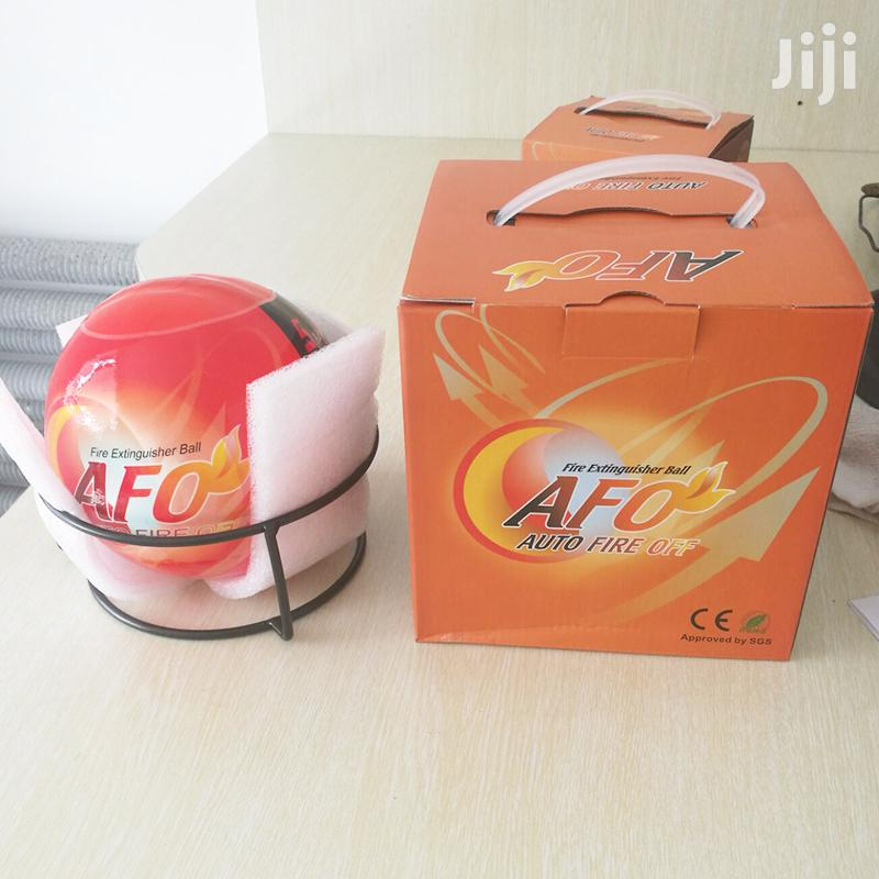 Quality AFO Fire Extinguisher Ball For Sale, Easy To Use