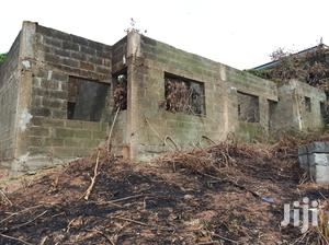4 Bedroom Bungalow Uncompleted on 800sqm at Unilag Extension Magodo | Houses & Apartments For Sale for sale in Lagos State, Magodo