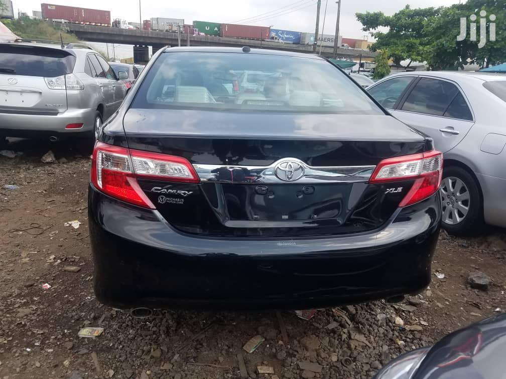 Toyota Camry 2013 Black | Cars for sale in Amuwo-Odofin, Lagos State, Nigeria