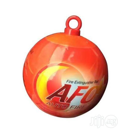 Quality AFO Fire Extinguisher Ball With Ease To Quench Fire In Seconds