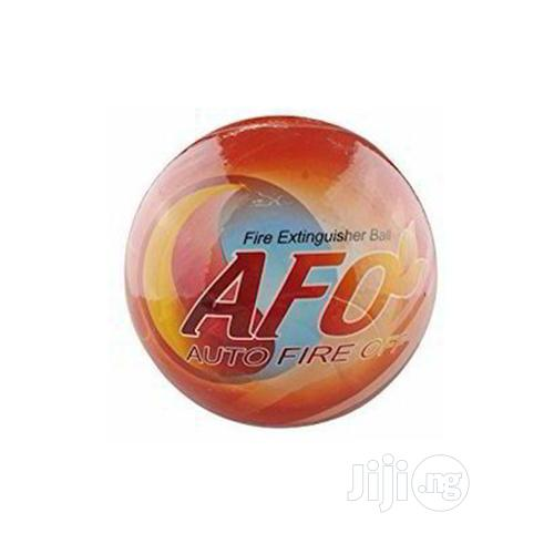 Quality Affordable Durable AFO Fire Extinguisher Ball At Sales