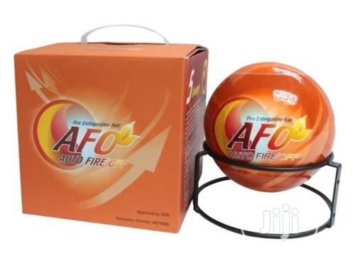 AFO Chemical Fire Extinguisher Ball Is Easy To Use And Best,Order Now