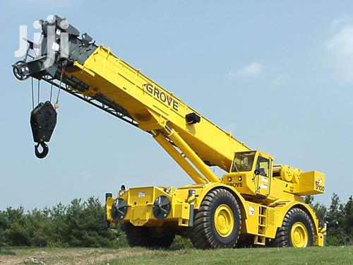 Archive: Crane For Hiring / Leasing At Port Harcourt.