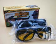 Vision HD Vision Night Driving Anti Glare Drive Safety Glasses | Clothing Accessories for sale in Lagos State